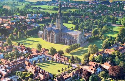About Salisbury