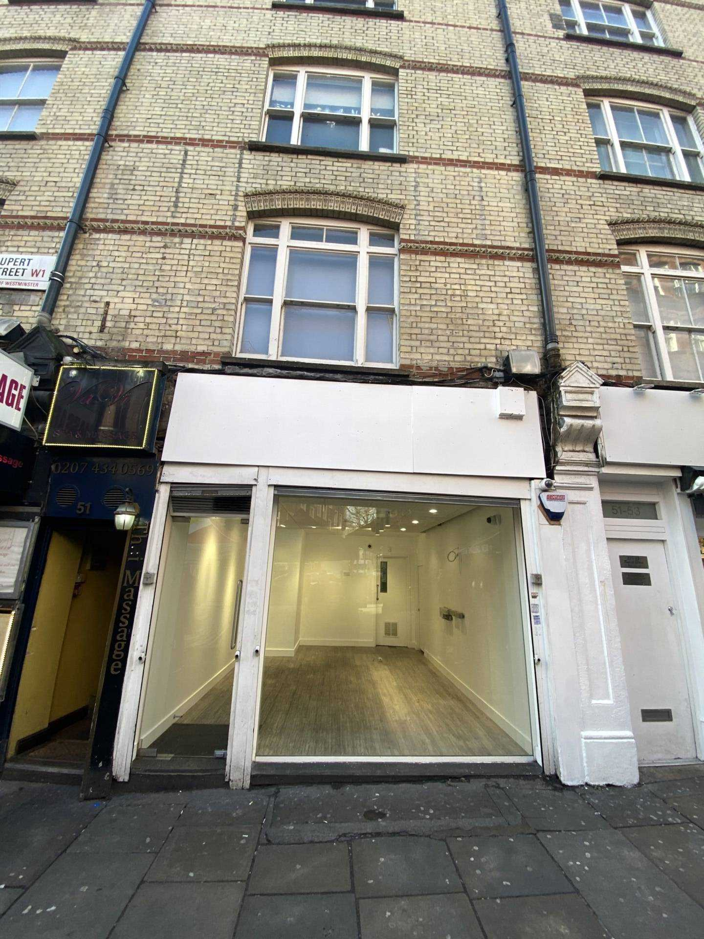 0 bed Retail Property (High Street) for rent in London. From Next Property - London