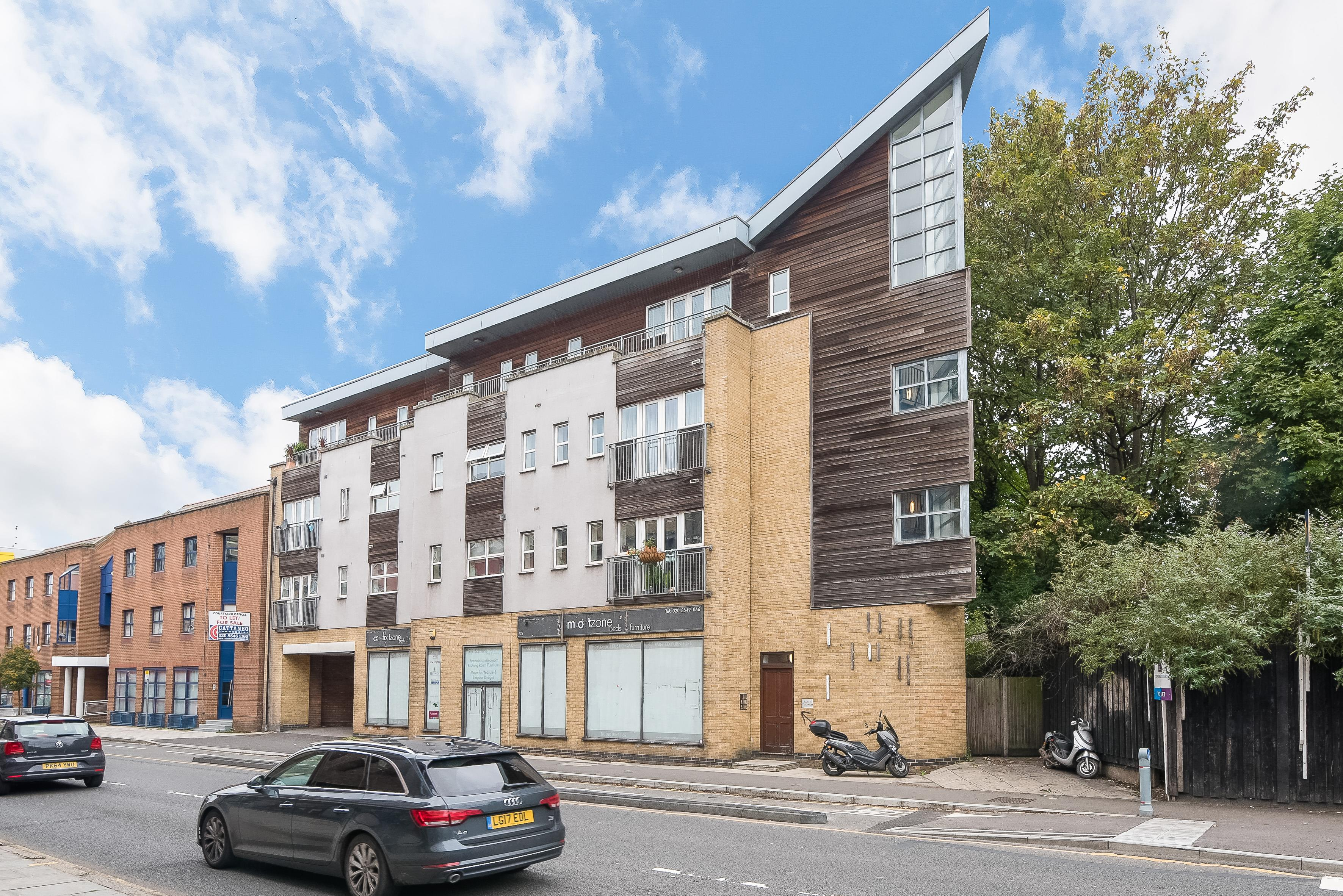 2 bed Flat for rent in Kingston upon Thames. From Featherstone Leigh - Kingston Sales