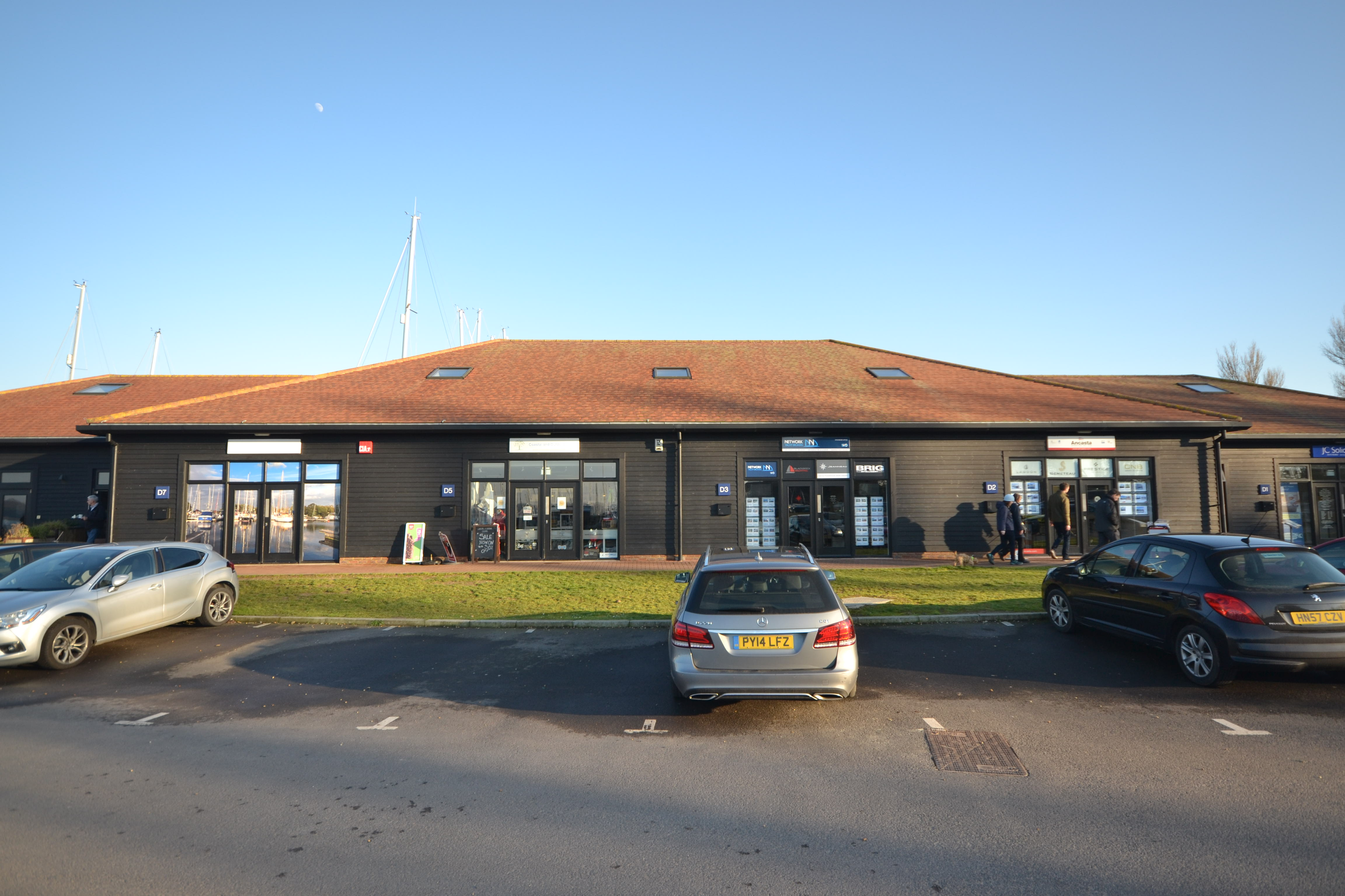 0 bed Distribution Warehouse for rent in Chichester. From Henry Adams Commercial