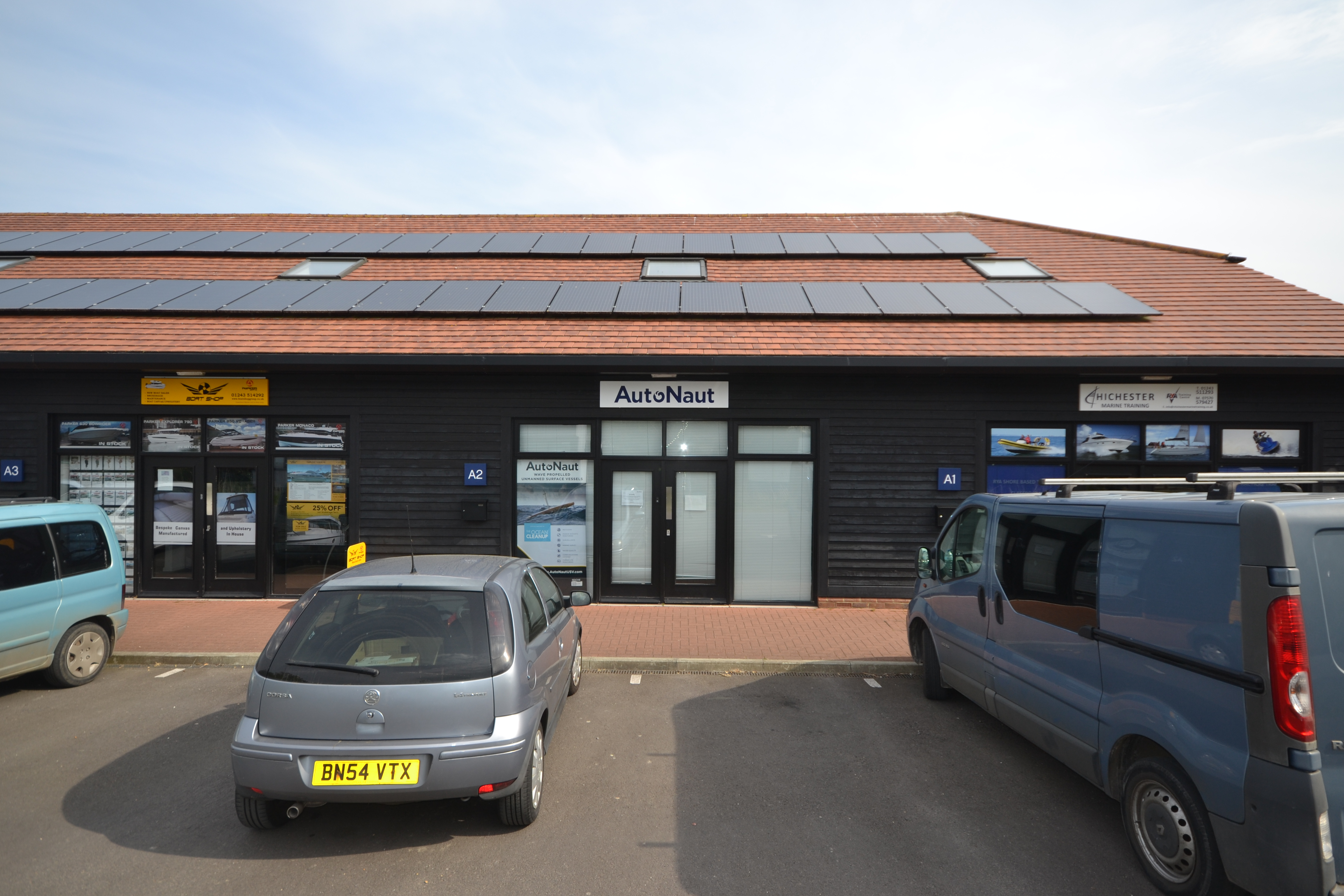 0 bed Office for rent in Chichester. From Henry Adams Commercial