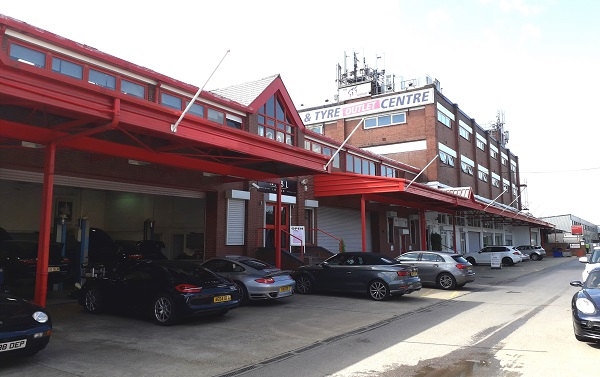 0 bed Light Industrial for rent in Slough. From Kempton Carr Croft Maidenhead