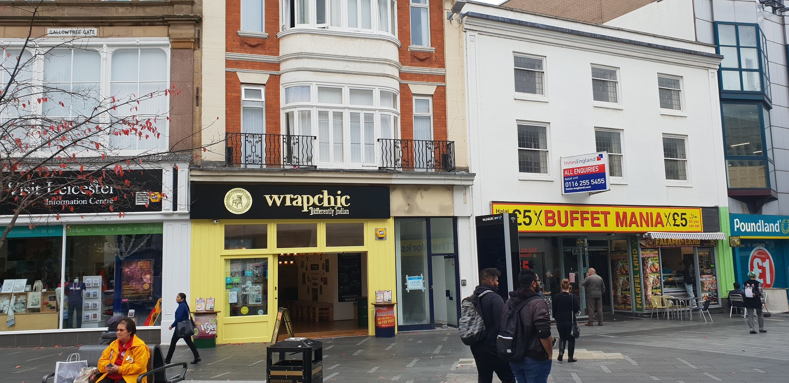 0 bed Shop for rent in Leicester. From Azure Property Consultants