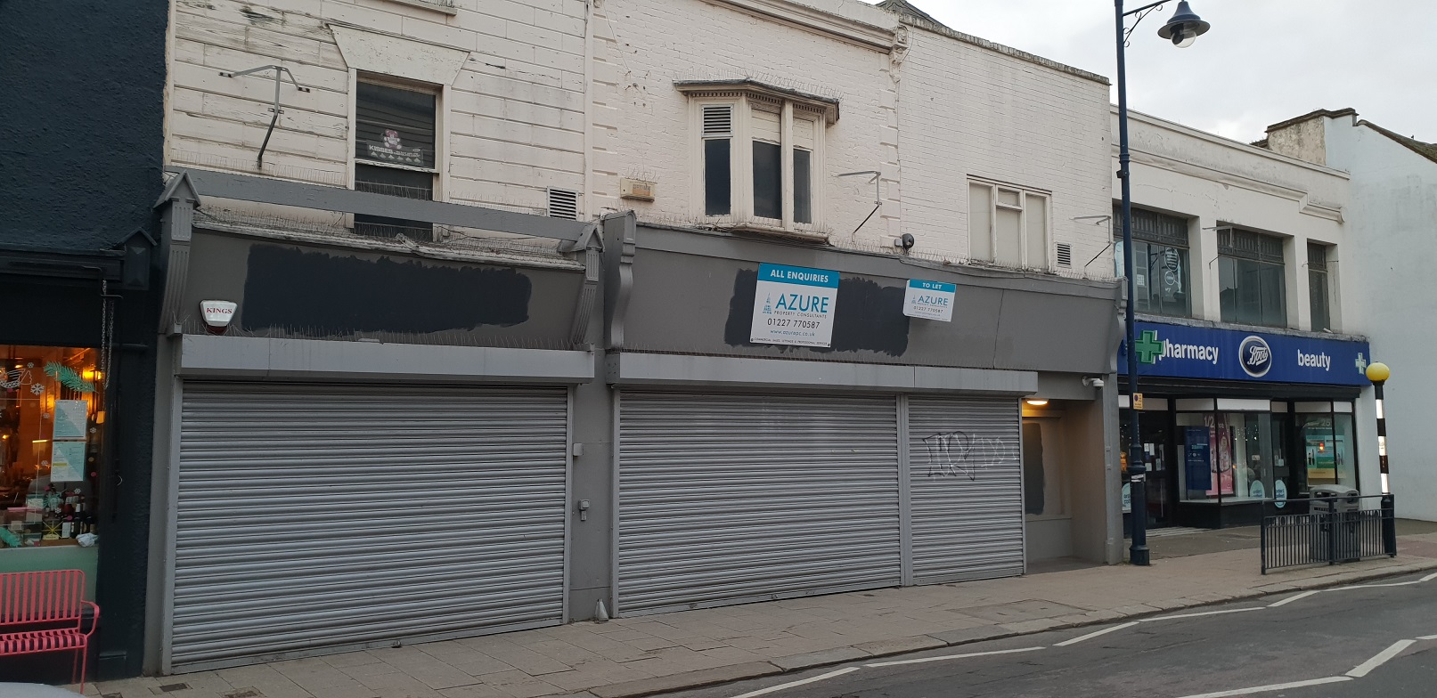 0 bed Shop for rent in Whitstable. From Azure Property Consultants