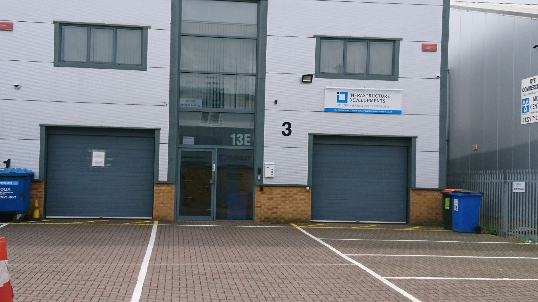 0 bed Warehouse for rent in Canterbury. From Azure Property Consultants