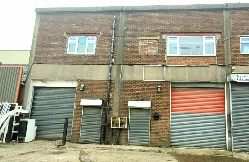 0 bed General Industrial for rent in Hayes. From Galaxy Real Estate