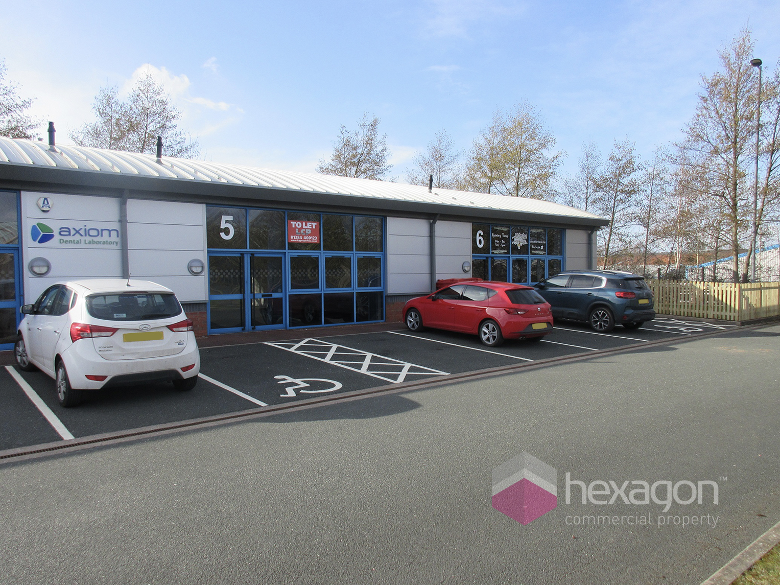 0 bed Office for rent in Kingswinford. From Hexagon Commercial Property