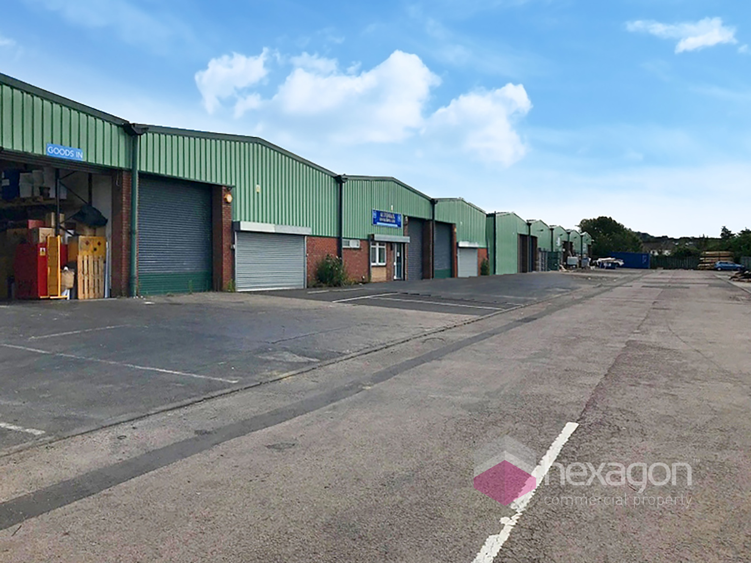 0 bed Light Industrial for rent in Halesowen. From Hexagon Commercial Property