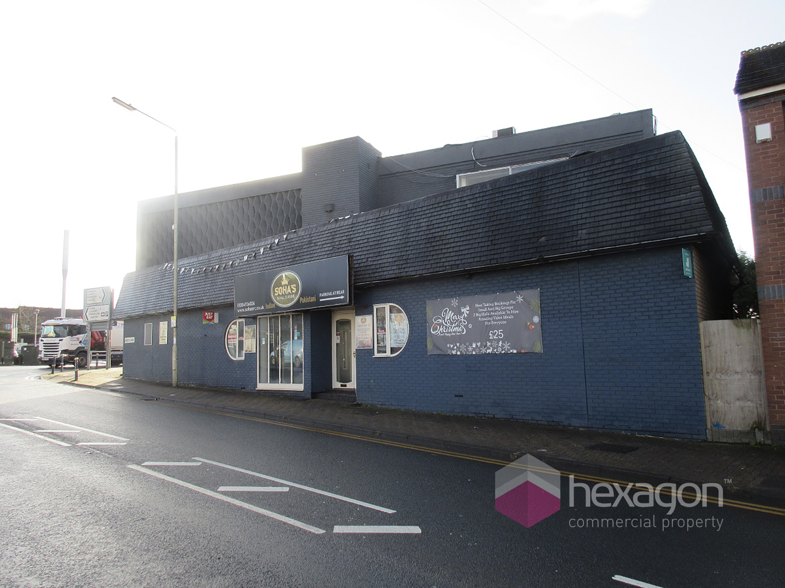 0 bed Shop for rent in Stourbridge. From Hexagon Commercial Property