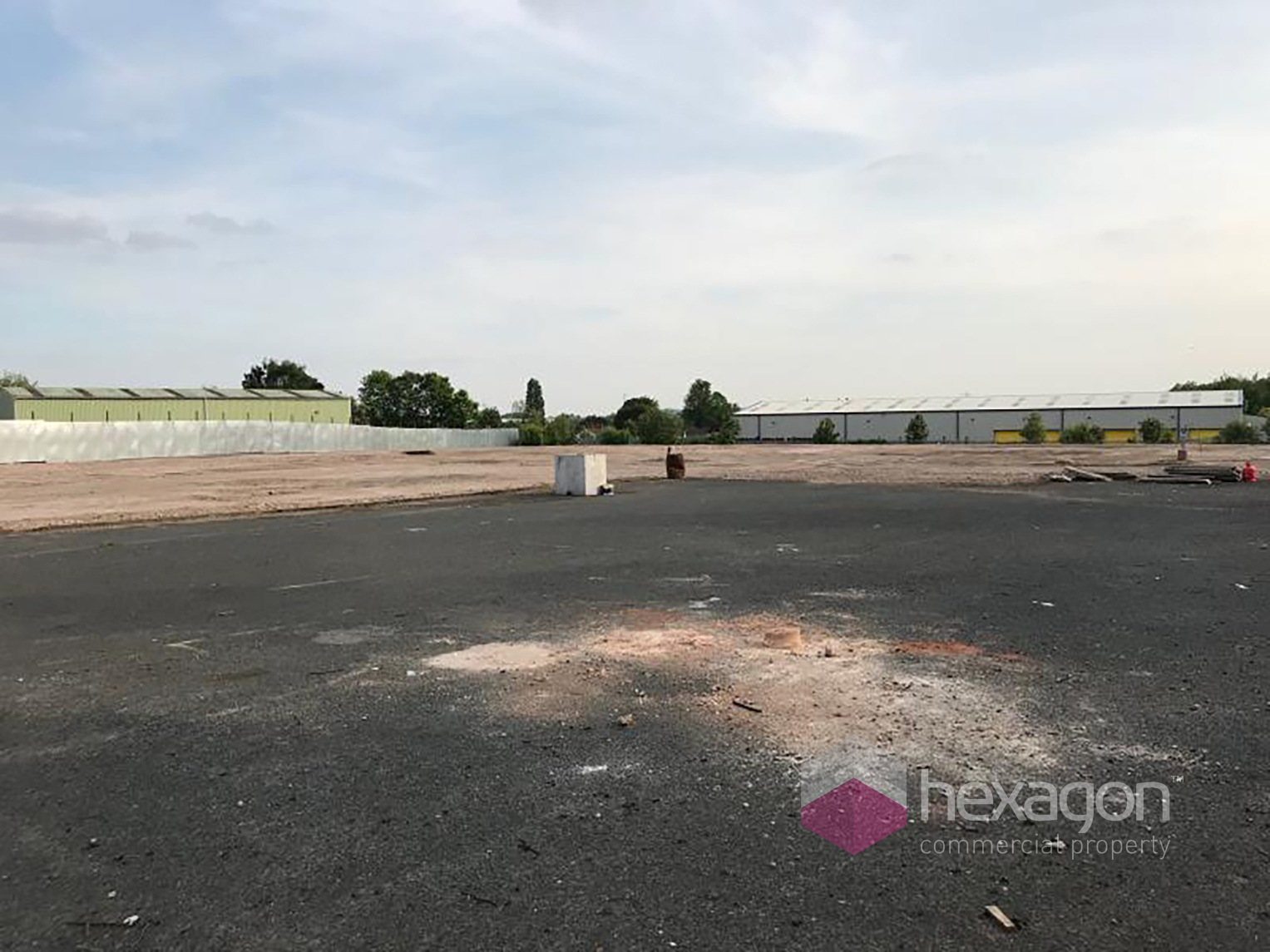 0 bed Land (Commercial) for rent in Willenhall. From Hexagon Commercial Property