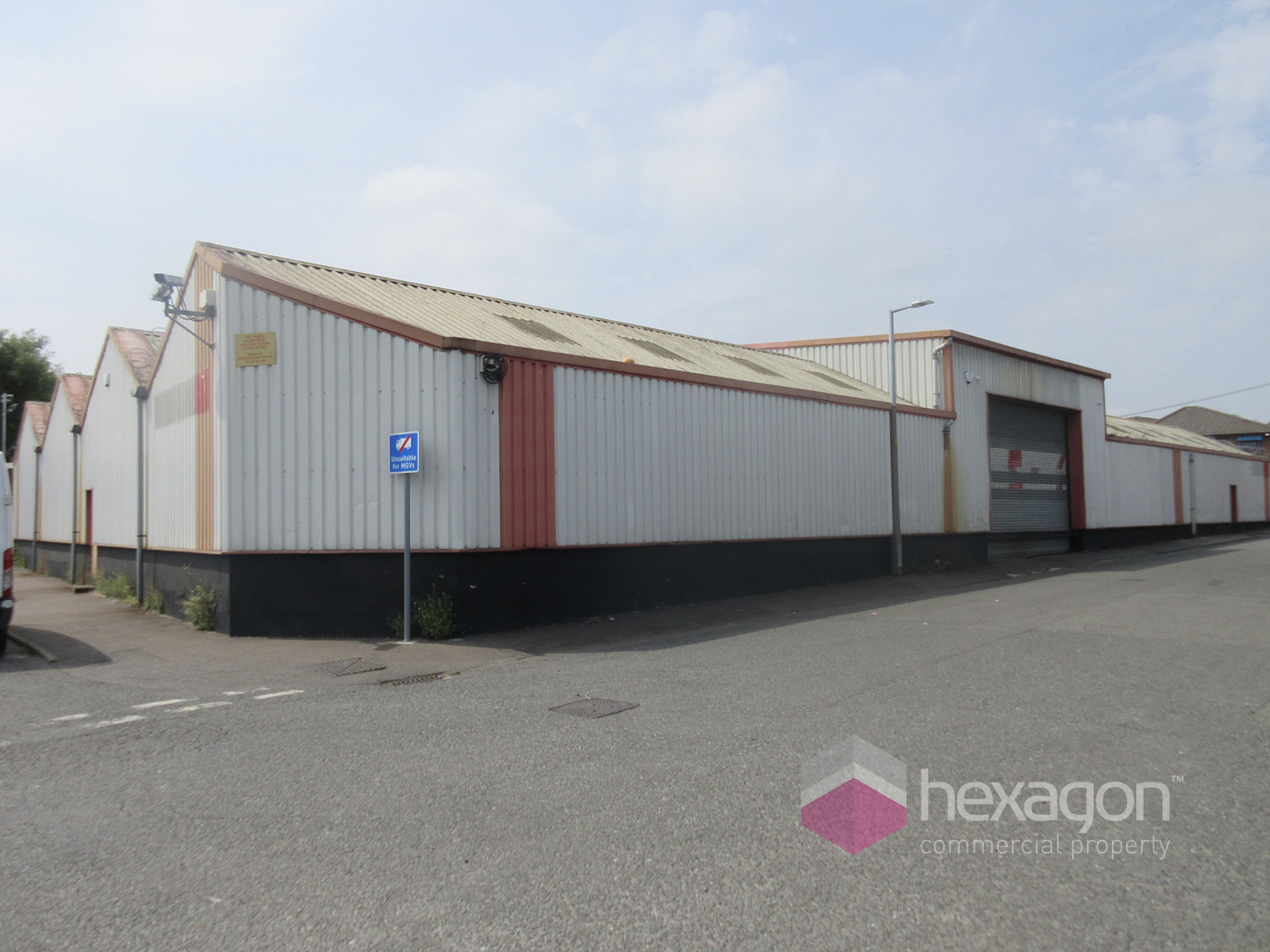0 bed Light Industrial for rent in Tipton. From Hexagon Commercial Property