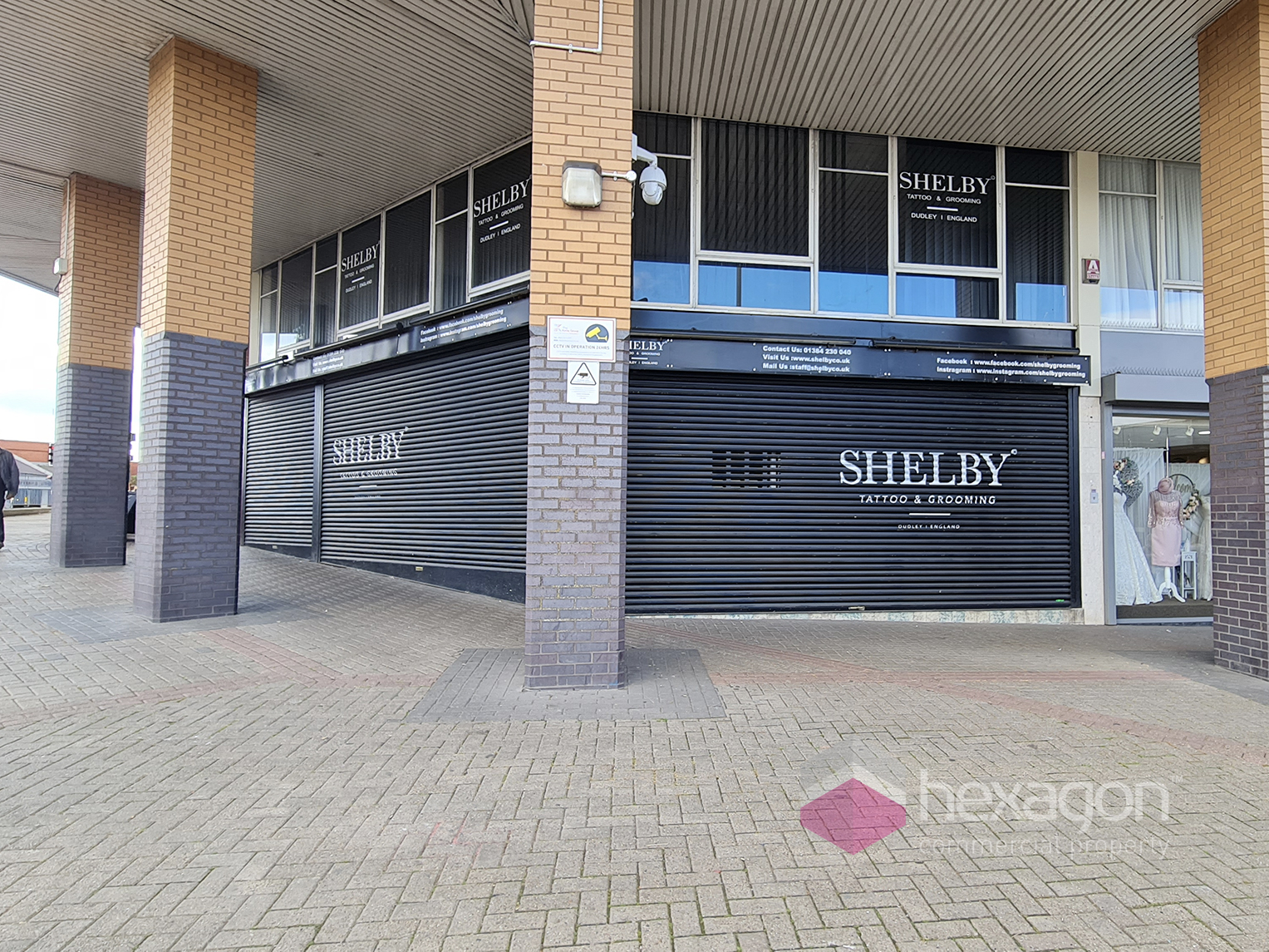 0 bed Retail Property (High Street) for rent in Dudley. From Hexagon Commercial Property