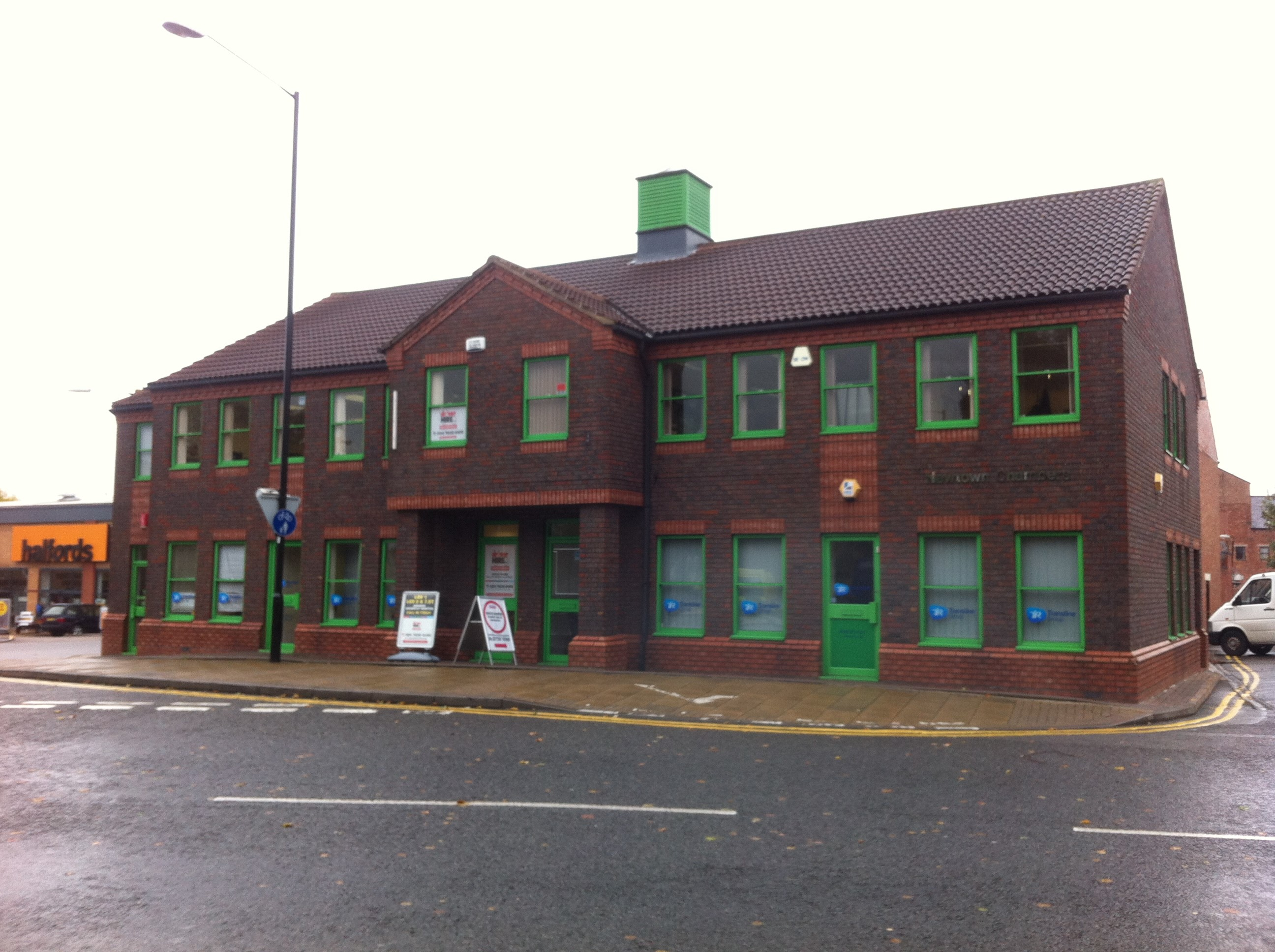 0 bed Light Industrial for rent in Nuneaton. From Cartwright Hands, Commercial