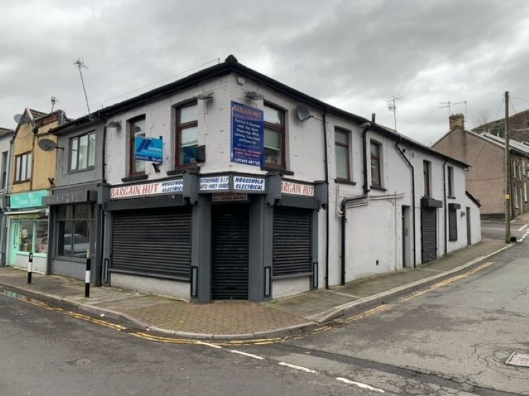 0 bed Retail - A3 for rent in Tonypandy. From Hafren Properties - Cardiff