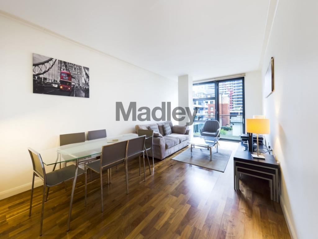 2 bed Apartment for rent in London. From Madley Property Services Ltd  - Surrey Quays